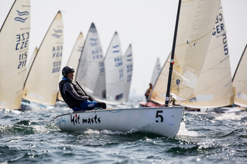 2019 Finn World Masters - Sknovshoved, Denmark